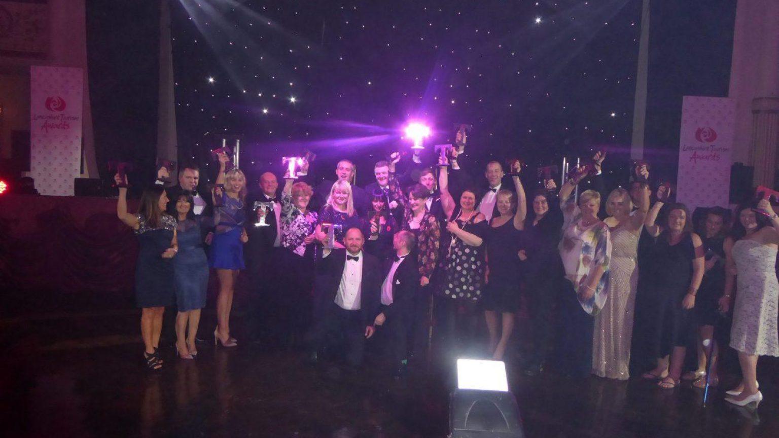 Browsholme Hall Awards 1